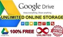 Gooogle Drive – stockage illimité avec votre Gmail personnel