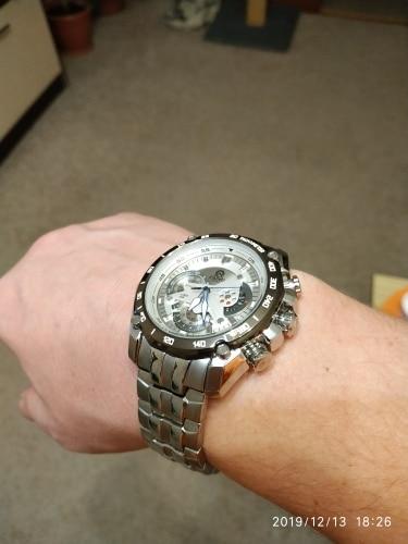 -- Masculino Relógio Relógio