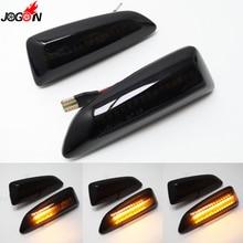 עבור אופל ולוקסהול אסטרה J K Crossland X Grandland Insignia B Zafira C LED דינמי הפעל אות אור צד פגוש סמן מנורה