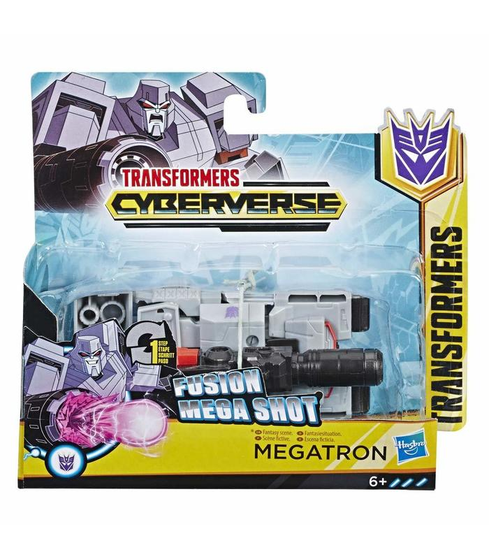 Tra Cyberverse 1 Step Megatron Toy Store Articles Created Handbook