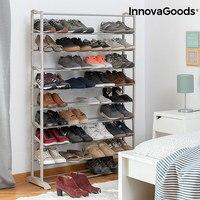 Mobilya'ten Ayakkabı Dolapları'de InnovaGoods ayakkabı organizatör (45 Pairs)