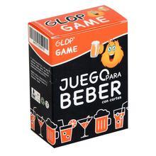 Glop Juego-Juego para Beber – Juego de beber con Cartas para Fiestas de Adultos – 100 cartas