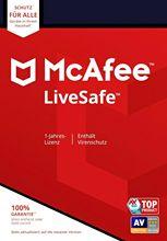 McAfee LiveSafe 2021 1-2 lata✔︎DE revendeur✔Licencja clé immédiate✔Usługi tanie tanio Podróż krótkie W STYLU ANGIELSKIM Winter inny POLO