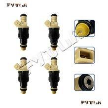 Injetor de combustível 4x 35310-22040 para hyundai accent excel scoupe 1.5l i4