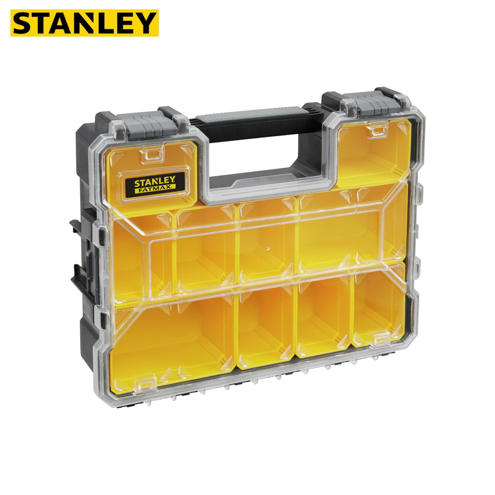 Organizer Professional Stanley 1-97-521 Tool Accessories Construction Accessory Storage Box Delivery From Russia