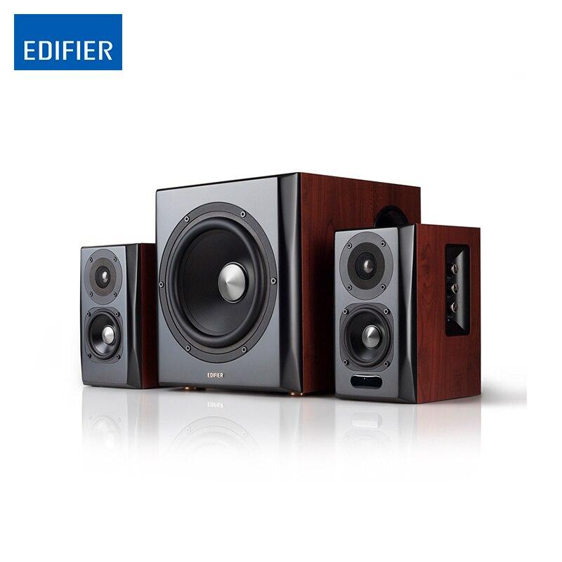 Edifier S350DB 2.1 Speaker System Bluetooth v4.1 aptX Wireless Sound ihome bluetooth rechargeable mini speaker system purple