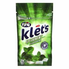 Klét's Fini Spearmint 28 Gumball flavor Peppermint