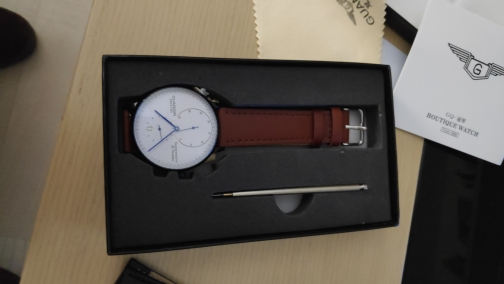 -- Relógio Guanqin Relógio