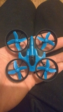 Delivery by new mail in the Dnepr 24 days, of which 12 at customs lay the parcel. Small Cool drone. :)