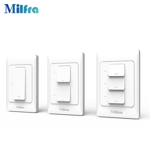 Milfra WiFi Push Button Wall L