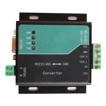 Taidacent High Performance Stability Serial to CAN Converter Adapter Can RS485 Bus Uart Can Converter RS232 to Can Bus Converter m bus mbus meter bus to usb converter no power supply 5 load kh usb m5