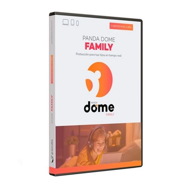 Home Antivirus Panda Dome Family