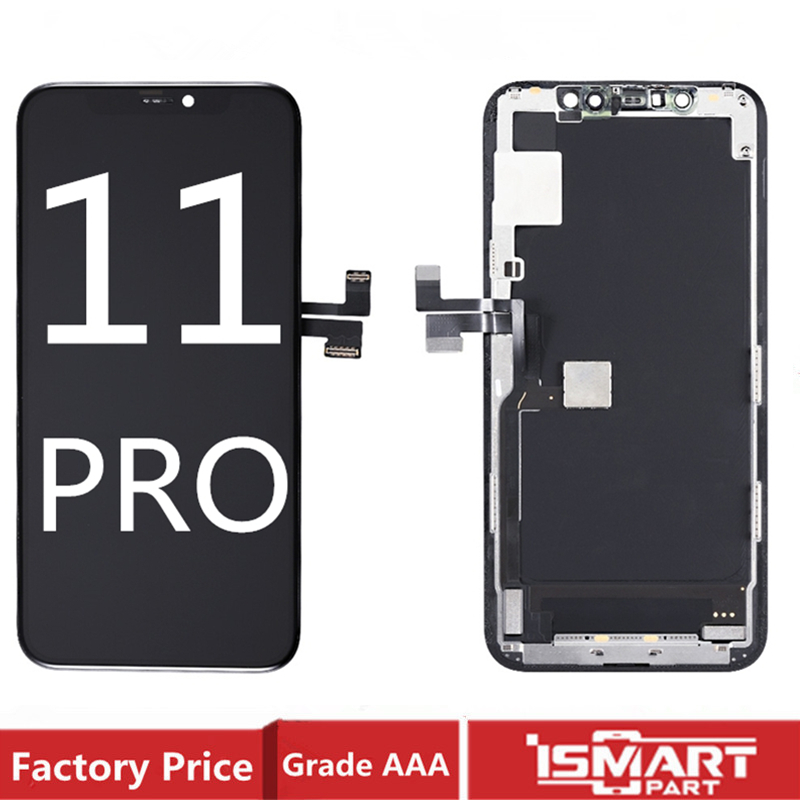 Original For iPhone 11 Pro LCD Display Screen Digitizer For iPhone 11Pro LCD Assembly 100% Tested OK