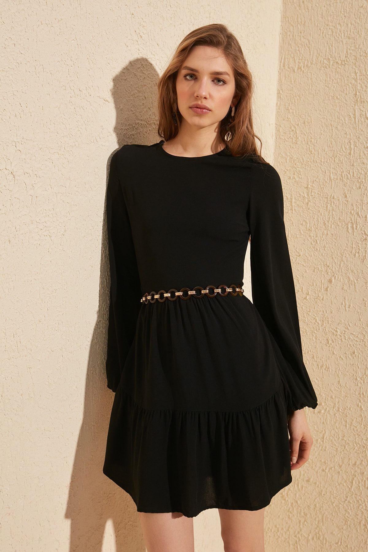 Trendyol Basic Dress TWOSS20EL0172