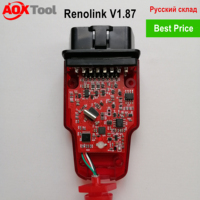 Renolink V1.87 Renolink 1.87 Renolink 1.52 Renolink V1.52 Key Coding UCH Matching Dashboard Coding ECU Resetting Functions 1