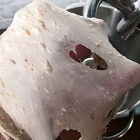 无油燕麦果干乡村面包的做法图解3