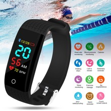 Smart Bracelet GPS Distance Fitness Activity Tracker Waterproof Blood Pressure Watch Sleep Monitor Band Wristband