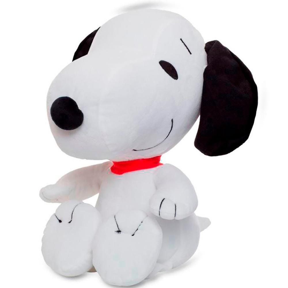 Peluche Snoopy sentado grande 65cm peluche perro Snoopy de peluche de felpa gigante Snoopy de peluche para regalo de cumpleaños