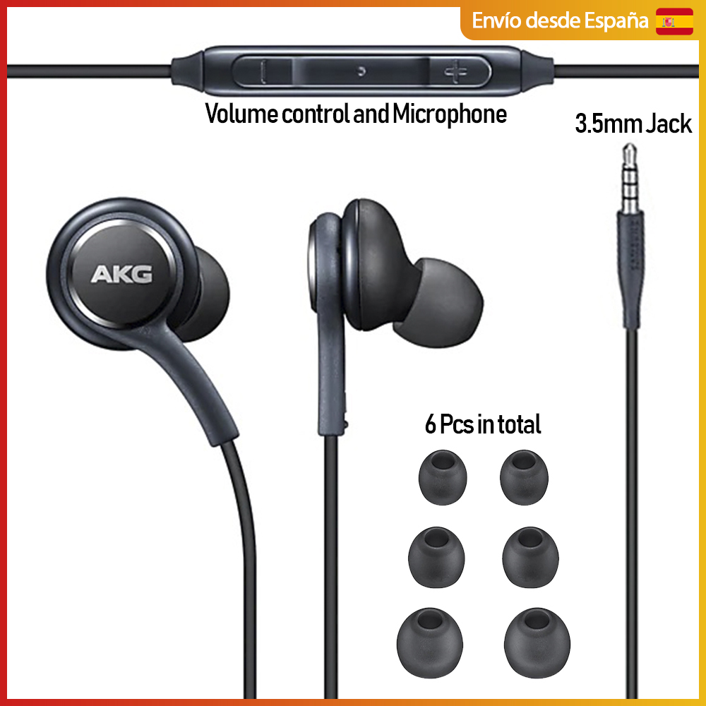 Akg Headphones Original Ig955 Coated Nylon Cable Connector Jack 3 5 For Galaxy S8 S8 Plus Multi Colors Bulk Phone Earphones Headphones Aliexpress
