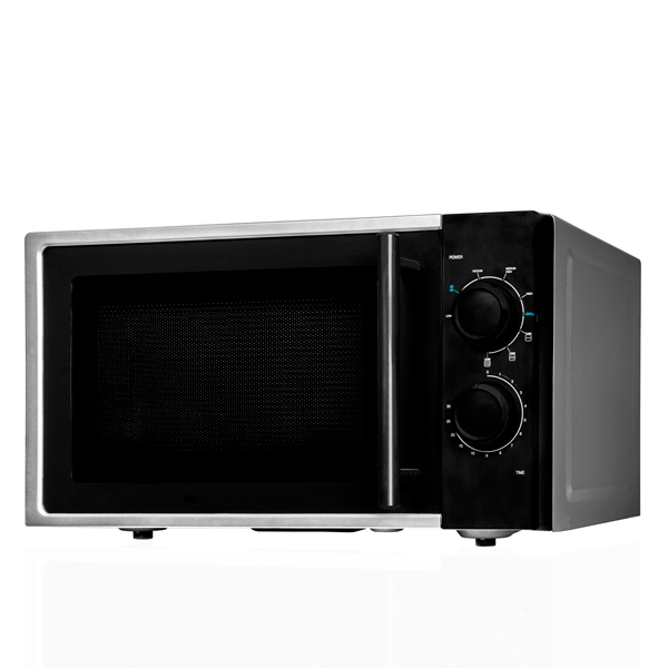 Cecotec Silver 1363 Microwave with Grill