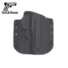 Gunflower Concealed Carry Belt Clip OWB Kydex Gun Holster for Beretta 92FS
