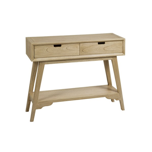 Hall Mindi Wood Plywood (95 X 30 X 78 Cm)