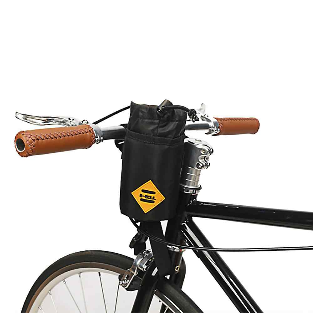 Bike Front Bag Waterproof Bicycle Handlebar Basket