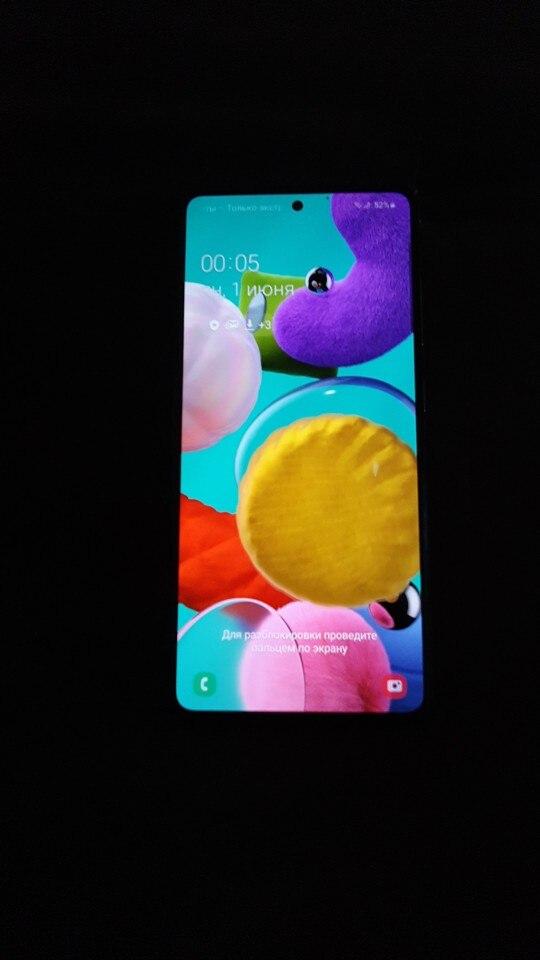 Smartphone Samsung Galaxy A51 4 + 64GB|Cellphones|   - AliExpress
