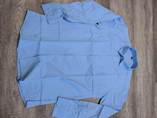 Long Sleeve Solid Color Business Shirts