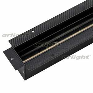 028066 Track Recessed MAG-TRACK-4560-F-2040 (BK) [Metal] Box-1 Pcs ARLIGHT-Светодиодный Lamp/Magnetic Xi ^ 09