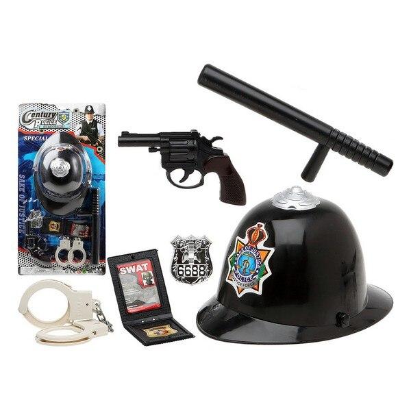 Police Set Black 111711
