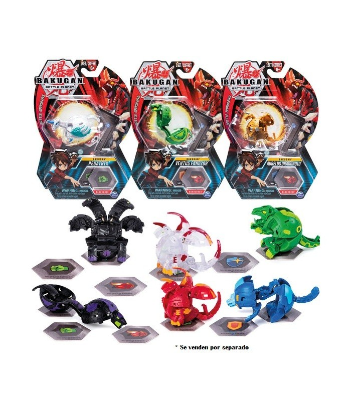 BAKUGAN CORE BAKUGAN ASSORTMENT