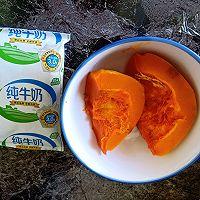 韩式奶香南瓜粥的做法图解1