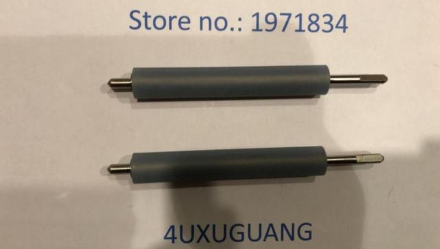 "New Platen roller 3"" diam. 15mm * 140 mm for Bizerba 80mm GLMI/GLP80 P/N: 65620118501"