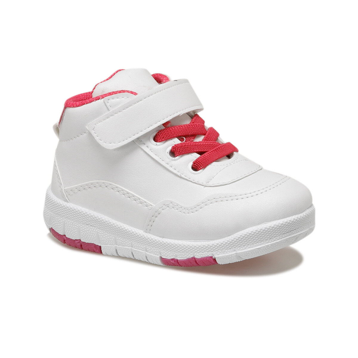 FLO LARIS White Female Child Boots I-Cool