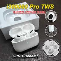 1: 1 Pressure Sensor i300000 Pro TWS Aire 3 Bluetooth Earphone 8D Bass sound PK Airs Pro i9000 i90000Max i900000 pro i100000 tws