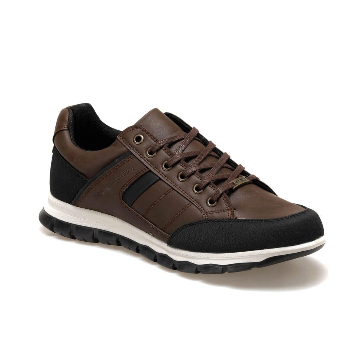 FLO MENAN 9PR Brown Men Shoes KINETIX