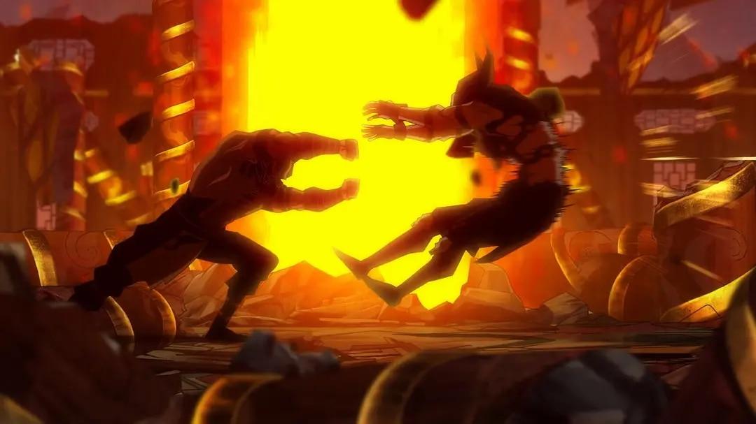 真人快打魔蝎的复仇:血腥暴力程度可以称其为水果忍者真人版