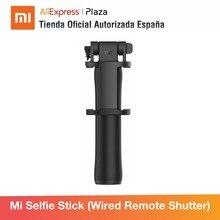 Mi Selfie Stick (Wired Fernauslöser) Halter Tragbare Bluetooth Remote