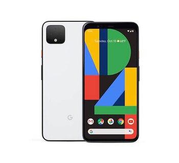 Перейти на Алиэкспресс и купить Googling Pixel 4 XL 6GB/64GB белый одиночный SIM + eSIM