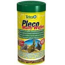 Корм для рыб TETRA Pleco Multi Wafers для сомов, крупные чипсы 250мл