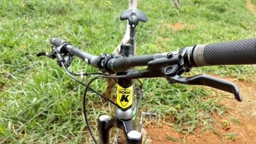-- Bicicleta Guiador Futuro