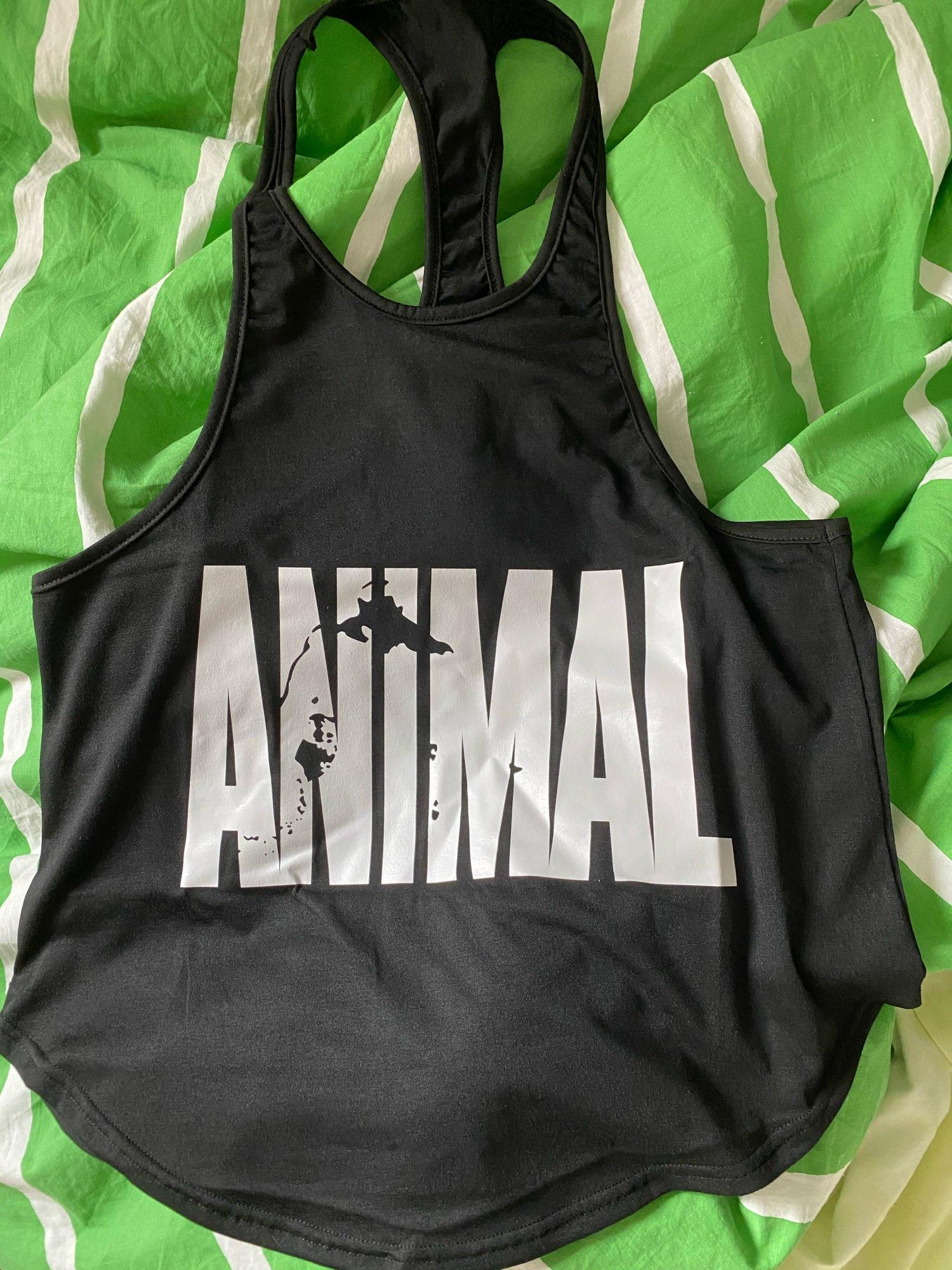 Tank top Stringer ANIMAL