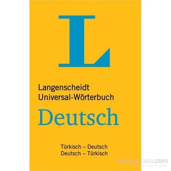 Langenscheidt Dictionary of Turkish German Turkish-German Dictionary dictionary of law