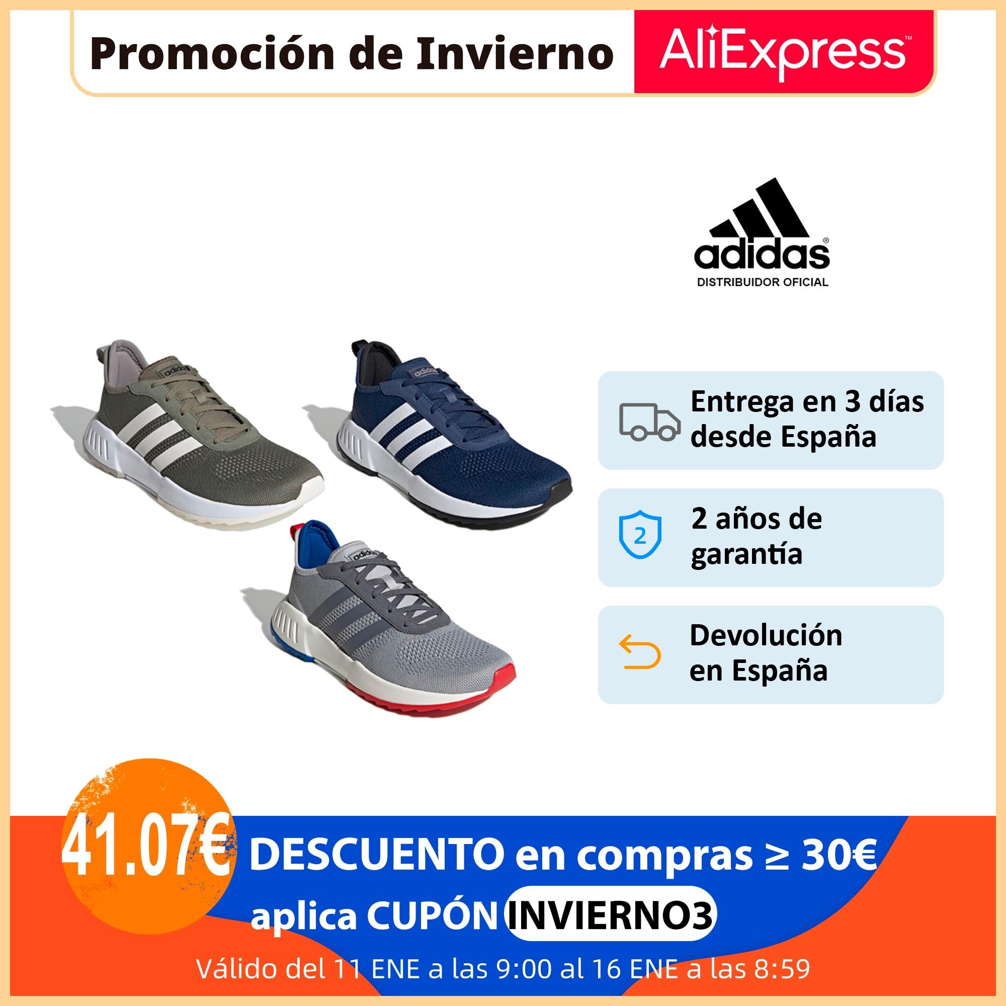 Adidas Phosphere, Zapatillas Hombre, Horma clásica, Parte superior de punto, Plantilla OrthoLite, Suela de goma NUEVO ORIGINAL|Zapatillas de correr| - AliExpress