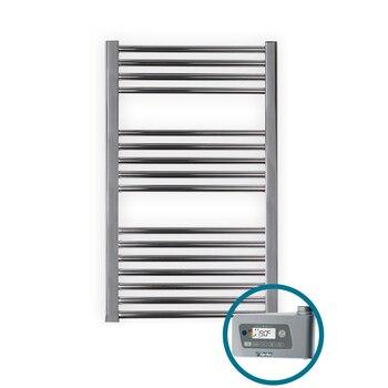 Toallero radiador eléctrico Farho cromado 400W