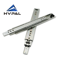 HVPAL 650 mm 26 inches full extension 115 kg caravan camping car drawer slides rails