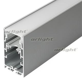 021171 Profile Screen S2-LINE-3360-2500 ANOD + OPAL [Aluminum] Box-1 Set. ARLIGHT-LED Profile Led Strip/...