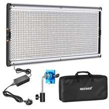 Neewer диммируемая Светодиодная лампа для видеосъемки светодиодсветильник
