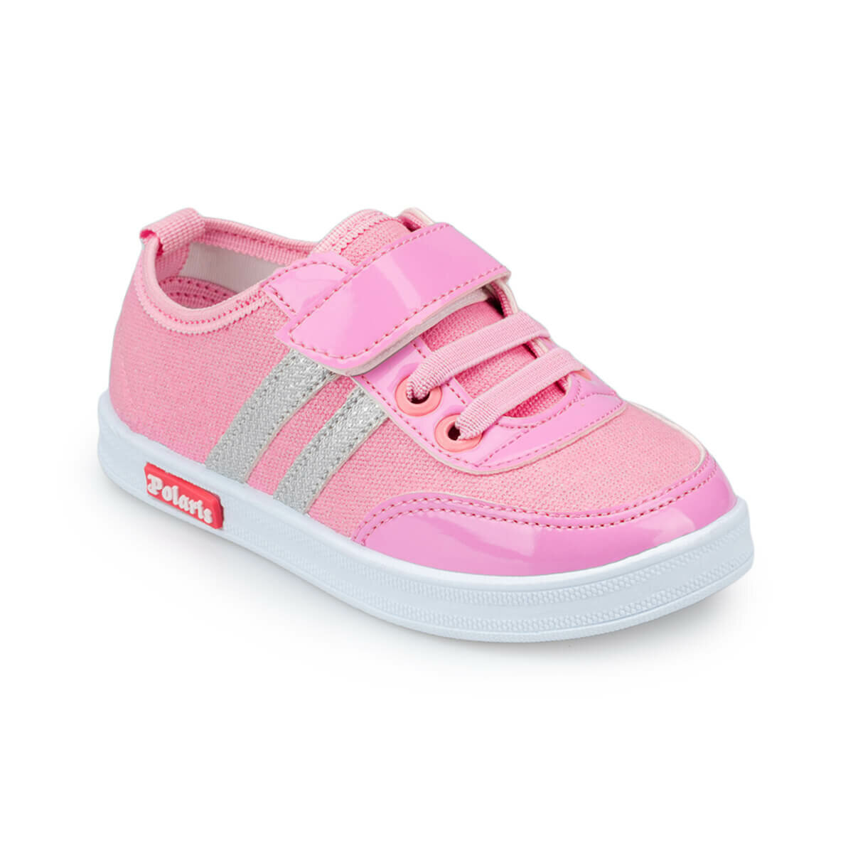 FLO 91. 510364.P Pink Female Child Sports Shoes Polaris